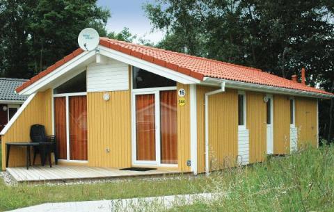 4-persoons vakantiehuis Freibeuterweg Wellness