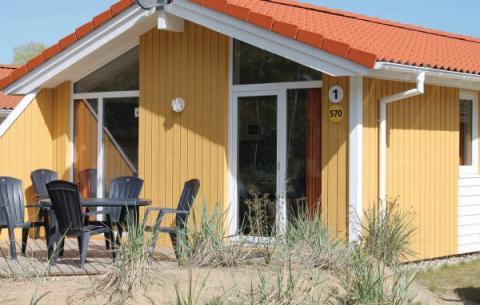 4-persoons vakantiehuis Schatzkiste Wellness