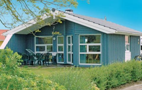 6-persoons vakantiehuis Strandpark Wellness P