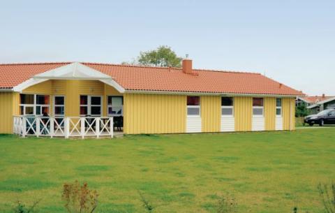 10-persoons vakantiehuis Strandpark Wellness P