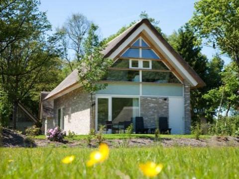 4-persoons bungalow Markegaerde Wellness
