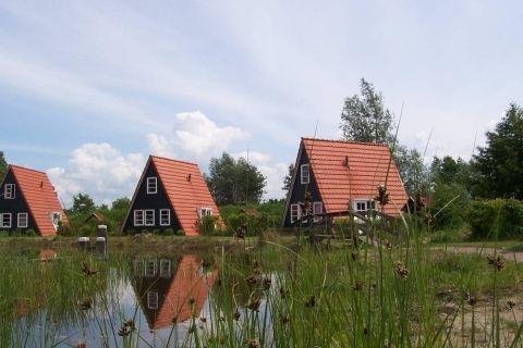 6-Personen Ferienhaus Visserhuisje