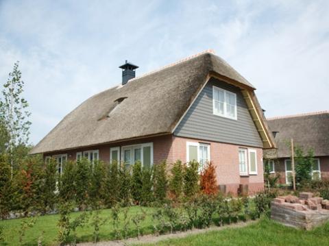 6-persoons vakantiehuis Dagpauwoog