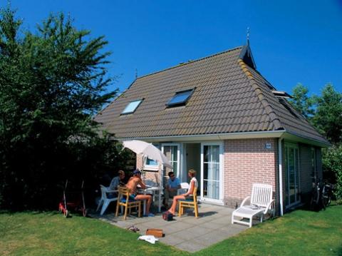 4-Personen Ferienhaus Wâld