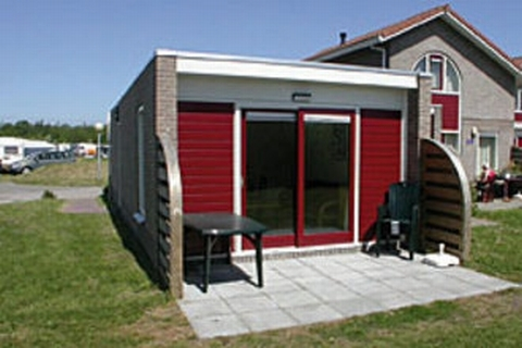 2-persoons bungalow +