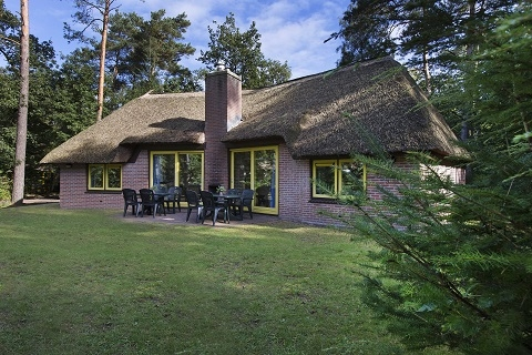 8-persoons bungalow Veluwe