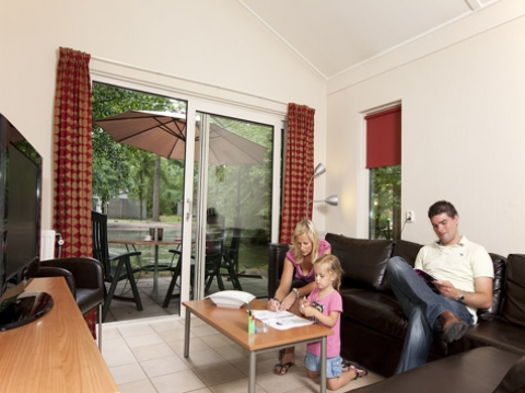 6-persoons bungalow 6DL2