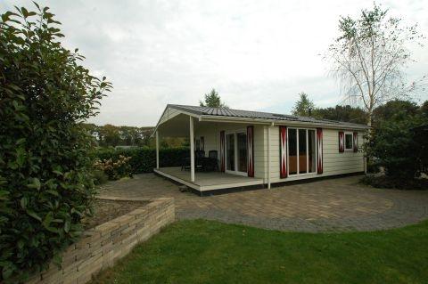 4-Personen Mobilheim/Chalet Lodge De Zwaluw