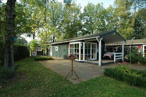 6-Personen Mobilheim/Chalet Lodge De Fazant