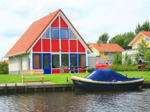 4-persoons bungalow Stuurboord