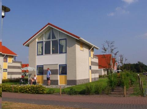 6-persoons bungalow Bovendek