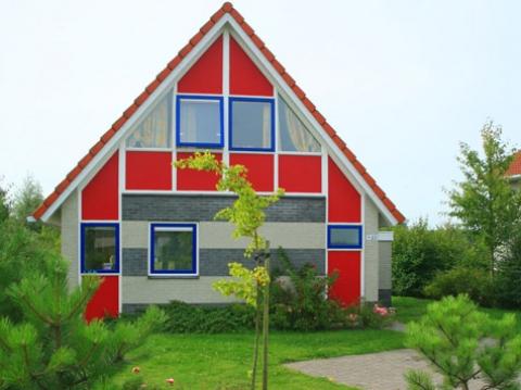 6-persoons bungalow Stuurboord