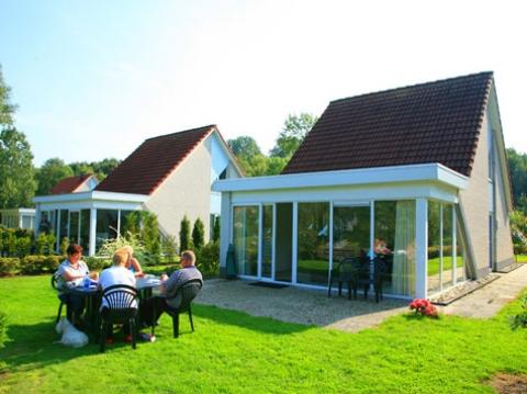 4-person cottage Oudeschans Extra