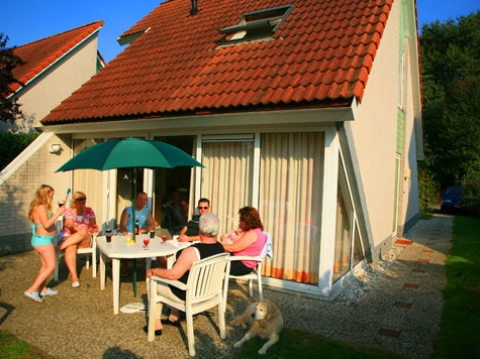 8-person cottage Bourtange