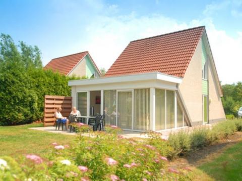 6-person cottage Oudeschans Extra