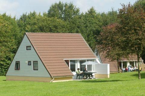 6-person cottage Alpha