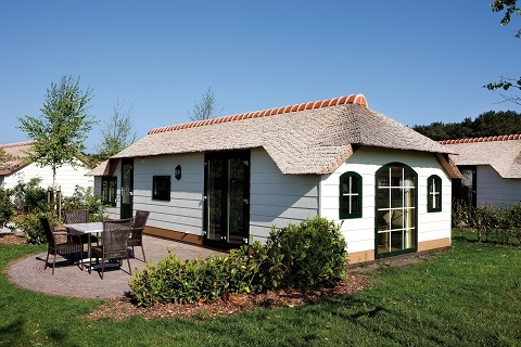 6-persoons bungalow 4-6D