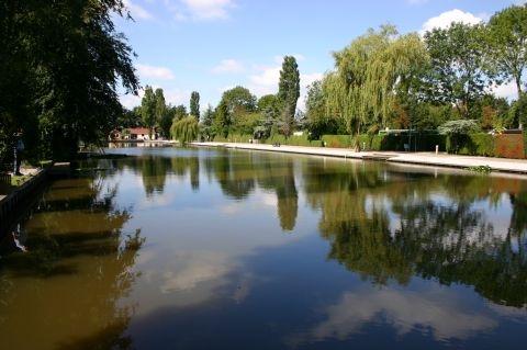 Recreatiepark De Groote Vliet