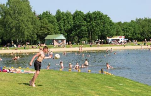 Stranden Nederland; de leukste en mooiste stranden met kinderen per provincie; Lageveld Wierden- Mamaliefde.nl