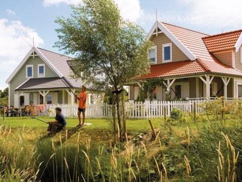 6-persoons vakantiehuis Buitenhuis