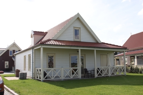 6-Personen Ferienhaus Standaard Plus